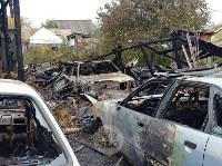 Пожар и обыск на ул. Судейского, Фото: 8