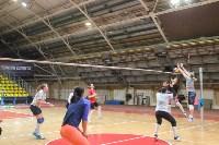 Волейболистки «Тулицы» готовятся к домашним матчам с уфимской командой, Фото: 1