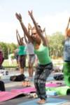 Фестиваль йоги в Центральном парке, Фото: 29