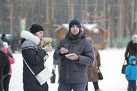 проводы Масленицы в ЦПКиО, Фото: 2