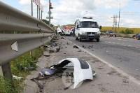 В ДТП под Тулой погибли три сотрудника УФСИН, Фото: 2
