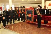 В Туле прошла церемония крепления к древку полотнища знамени регионального УМВД, Фото: 10