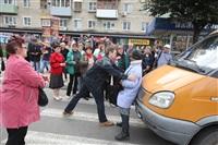 Митинг предпринимателей на ул. Октябрьская, Фото: 4