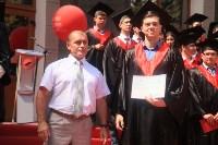 Вручение дипломов магистрам ТулГУ, Фото: 203