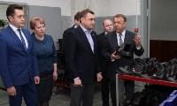 Алексей Дюмин пообщался с сотрудниками ЗАО «Донская обувь», Фото: 14