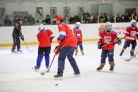 Мастер-класс от игроков сборной России по хоккею, Фото: 73