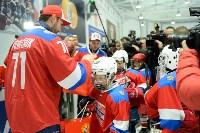 Мастер-класс от игроков сборной России по хоккею, Фото: 31