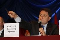 Владимир Груздев с визитом в Алексин. 29 октября 2013, Фото: 77