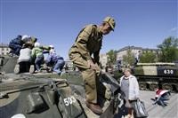 Празднование 69-й годовщины победы в Великой Отечественной войне на площади Победы. Тула, Фото: 42
