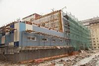 Реконструкция бассейна школы №21. 9.12.2014, Фото: 9