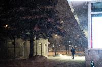 В Туле ночью бушевал буран, Фото: 86