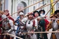 Средневековые маневры в Тульском кремле. 24 октября 2015, Фото: 183