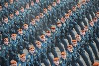 Репетиция Парада Победы в подмосковном Алабино, Фото: 115