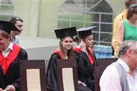 Владимир Груздев поздравил выпускников магистратуры ТулГУ, Фото: 7