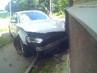Авария в центре Тулы, Фото: 2