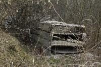 С заброшенных очистных канализация много лет сливается под заборы домов, Фото: 22
