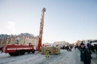 День спасателя. Площадь Ленина. 27.12.2014, Фото: 11