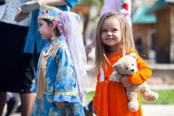 праздник весны в Узбекистане