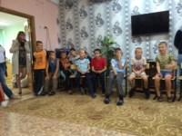 Участники тульского автоклуба поздравили детей-сирот с началом учебного года, Фото: 13