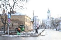 Евгений Авилов провел обход улиц Союзная и Благовещенская, Фото: 41