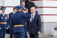 Путин в Суворовском училище, Фото: 28