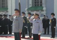 19 сентября в Туле прошла церемония вручения знамени управлению МВД , Фото: 4