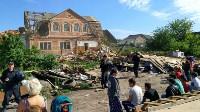 Демонтаж незаконных цыганских домов в Плеханово и Хрущево, Фото: 10