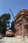 Ход работ по восстановлению Кремля, Фото: 12