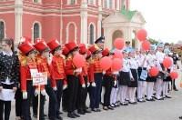 Х юбилейного парада юнармейских отрядов, 07.05.2015, Фото: 5