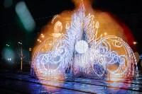 Как украсили Тулу к Новому году, Фото: 19