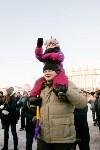 Физкультминутка на площади Ленина. 27.12.2014, Фото: 31
