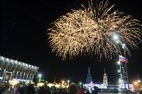 В Туле завершились новогодние гуляния, Фото: 44