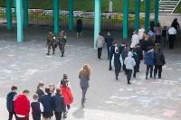 Показательные выступления ОМОН в тульской школе, Фото: 25