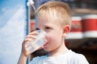 Раздача воды на улицах Тулы 07.15, Фото: 5