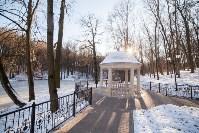 Морозное утро в Платоновском парке, Фото: 17