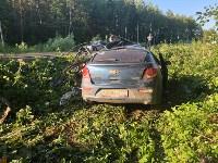 Жуткая авария в Заокском районе, Фото: 10
