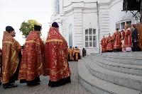 В Тульскую область прибыл ковчег с мощами новомучеников и исповедников Российских, Фото: 58