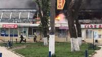 """Сгорел рынок """"Салют"""", Фото: 3"""