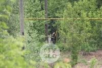 Расстреляли полицейского на Косой Горе, Фото: 4