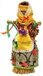 Умница под номером 2. «С Масленицей ласковой поздравляем вас, пирогам повластвовать наступает час. Без блинов не сладятся проводы зимы, кпесне, к шутке, к радости приглашаем мы!» (Чернский район) , Фото: 2