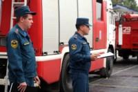В Туле выбрали лучших пожарных области., Фото: 6