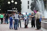 В Пролетарском округе Тулы начали праздновать День города, Фото: 33