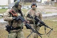 Стрельба, БТР и спасение раненых: в Тульской области бойцы Росгвардии неделю жили в лесу, Фото: 33