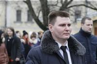 Открытие памятника Василию Жуковскому в Туле, Фото: 12