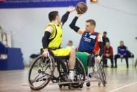 Чемпионат России по баскетболу на колясках в Алексине., Фото: 71