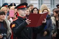 Воспитанникам суворовского училища вручили удосоверения, Фото: 15