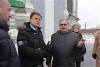 Осмотр кремля. 2 декабря 2013, Фото: 30