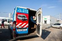 Как в Туле дезинфицируют маршрутки и автобусы, Фото: 25