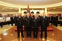 В Туле прошла церемония крепления к древку полотнища знамени регионального УМВД, Фото: 1