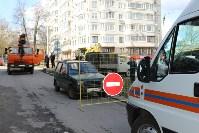 Как устраняют коммунальную аварию в Туле, Фото: 13